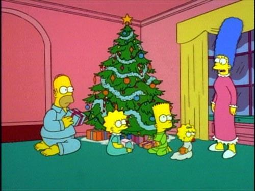 DVD.net : The Simpsons - Christmas With - DVD Review