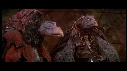 evil Skeksis from the Dark Crystal